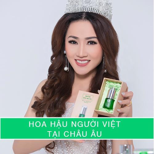 Hoa hậu người Việt tại Châu Âu